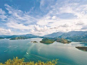 Dongjiang Lake, Hunan