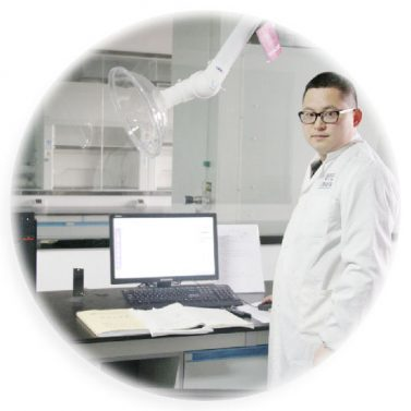 Dr. Henry Qin - the CEO / founder of Hunan Sunshine Biotech Co., Ltd.